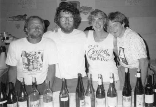 Portland Winemakers Club History 8
